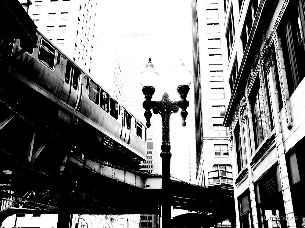 L-Train, Chicago, IL 1.1 by whitehouse