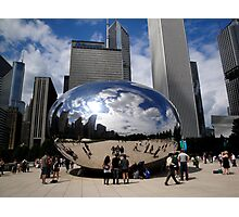 The Bean, Chicago, IL 1.0 Photographic Print