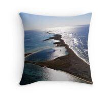 Isalnds- Geraldton Throw Pillow