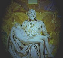 La Pieta by Al Bourassa