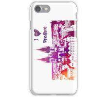 I love Prague iPhone Case/Skin