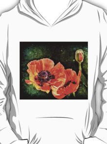 Oriental Poppies family T-Shirt