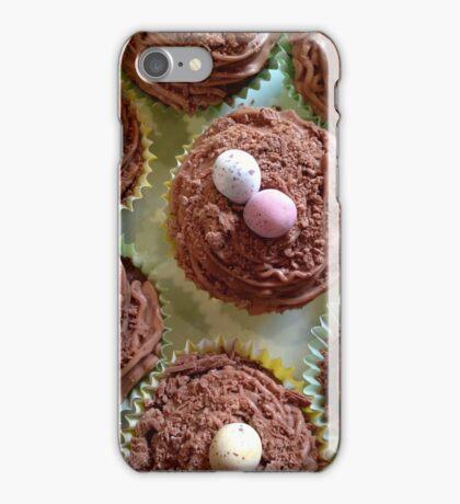 Chocolate Cupcakes iPhone Case/Skin