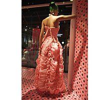 Cottonelle Dress Photographic Print