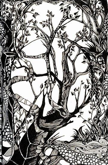 74: Trees by Danielle J. Scott (Smith)