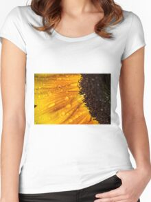 Sunflower 7 Women's Fitted Scoop T-Shirt