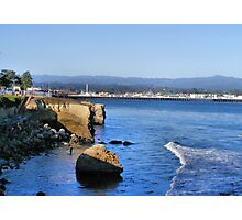 Santa Cruz, California Photographic Print