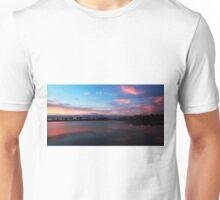 Sunrise at Babcock/ Cecil M. Webb Unisex T-Shirt