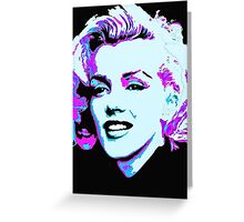 Marilyn Forever Beautiful Greeting Card