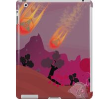 Drones Strike the Land of Pink™ iPad Case/Skin