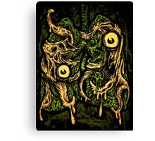 Zombie Lungs Canvas Print