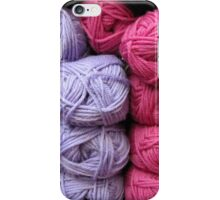 Let's Knit iPhone Case/Skin