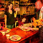 Providing for the Family...A Syni'ster dinner party. INVITE ONLY by Marny Barnes