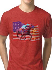 American Pharoah 2015 Tri-blend T-Shirt