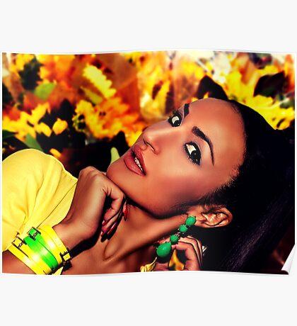 Beautiful Girl Fine Art Print Poster