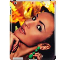 Beautiful Girl Fine Art Print iPad Case/Skin