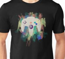 Nintendo in Technicolour Unisex T-Shirt