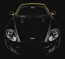 Aston Martin Front by supersnapper