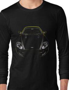Aston Martin Front Long Sleeve T-Shirt