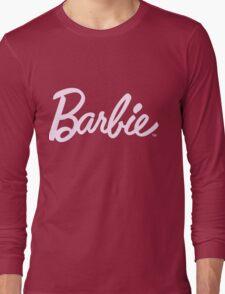 Barbie tumblr inspired print Long Sleeve T-Shirt