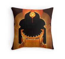Kek Lok Si Temple Throw Pillow