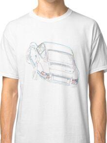 Porsche 911 2.7 RS Overhead Classic T-Shirt