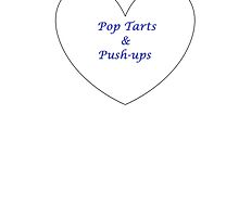 Pop Tarts & Push-ups by les63