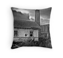 The Olde Pottery I Throw Pillow
