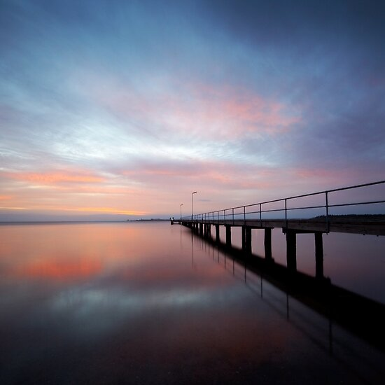 Pier to Pier by Luka Skracic
