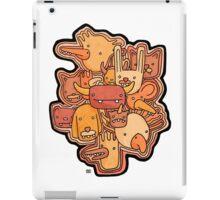 Menagerie III iPad Case/Skin