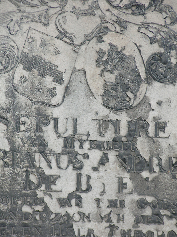 Headstone by kactus