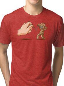 Fencing Voodoo Tri-blend T-Shirt