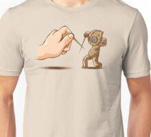 Fencing Voodoo Unisex T-Shirt
