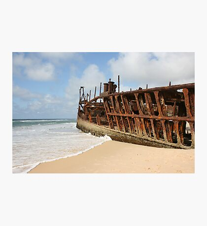 Shipwreck... Photographic Print
