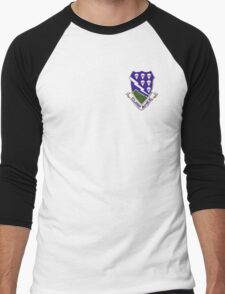 Currahee - 506th Infantry - 101st Airborne  Men's Baseball ¾ T-Shirt