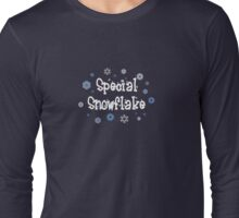 Special Snowflake Long Sleeve T-Shirt