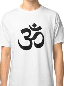 Om Aum Symbol Classic T-Shirt