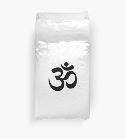 Om Aum Symbol Duvet Cover