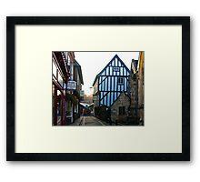 To The Market - Patrick Pool,York Framed Print