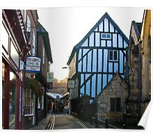 To The Market - Patrick Pool,York Poster