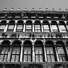 Venice Windows by Lewis Packman