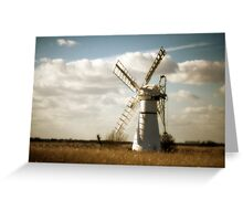 Thurne Windmill! Greeting Card