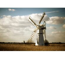 Thurne Windmill! Photographic Print