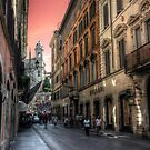 Via dei Condotti by shutterjunkie