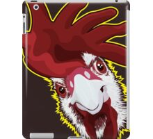 Angry Chicken iPad Case/Skin