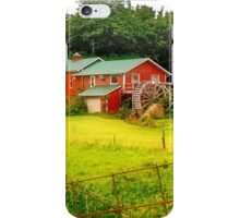 The Mill House iPhone Case/Skin