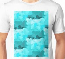 An abstract pattern inspired from the waves of the ocean Unisex T-Shirt