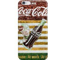 Have a Coke iPhone Case/Skin