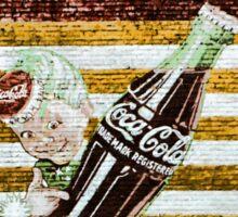 Have a Coke Sticker