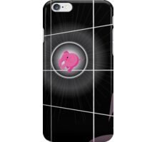 Pinky in Outerpink iPhone Case/Skin